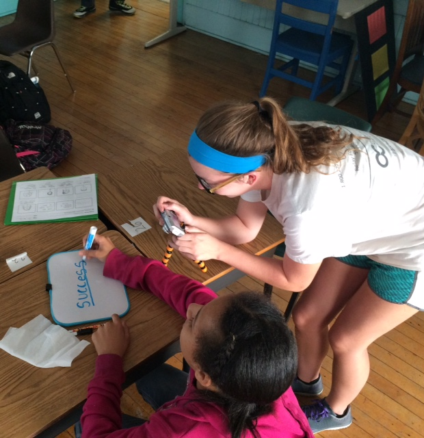 ARTEDUC 2520S offers a hands-on service learning experience.